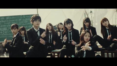 欅坂46 『風に吹かれても』 062