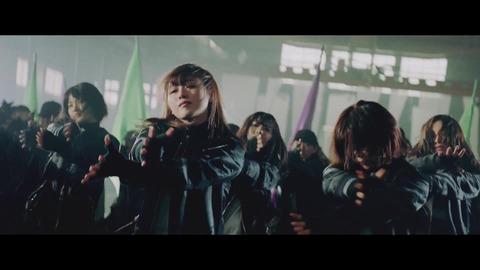 欅坂46 『ガラスを割れ!』 277