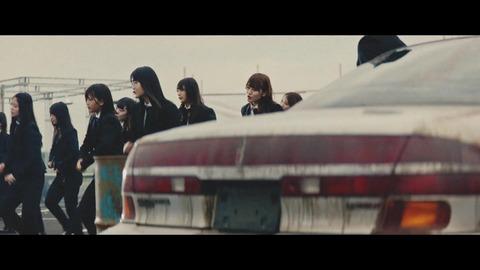 欅坂46 『風に吹かれても』 447