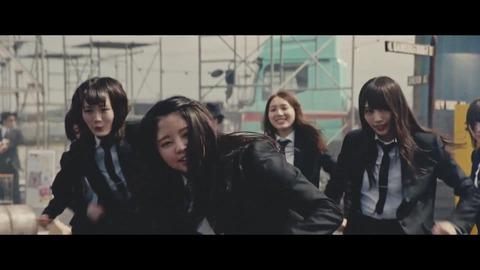 欅坂46 『風に吹かれても』 453