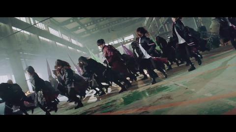 欅坂46 『ガラスを割れ!』 258