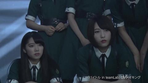 バイトル×欅坂46 CMメイキング映像 330