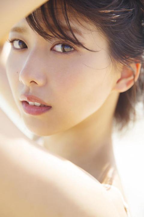 【欅坂46】クールビューティー渡邉理佐写真集画像!こういうのが見たかった!