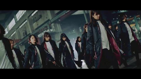 欅坂46 『ガラスを割れ!』 056