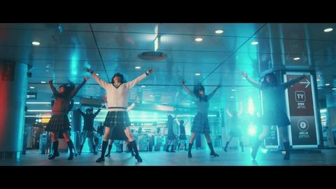 欅坂46 『月曜日の朝、スカートを切られた』 154