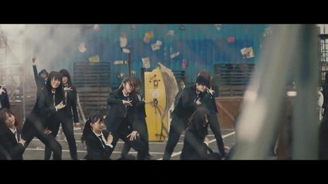 欅坂46 『風に吹かれても』 207