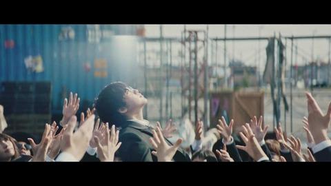 欅坂46 『風に吹かれても』 525