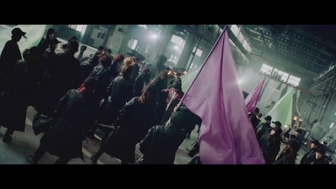 欅坂46 『ガラスを割れ!』 412