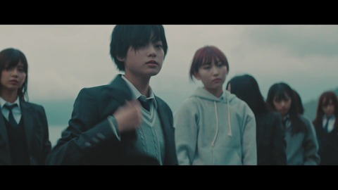 欅坂46 『避雷針』 592