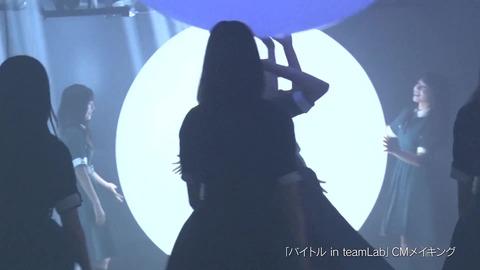 バイトル×欅坂46 CMメイキング映像 144