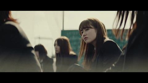 欅坂46 『風に吹かれても』 053