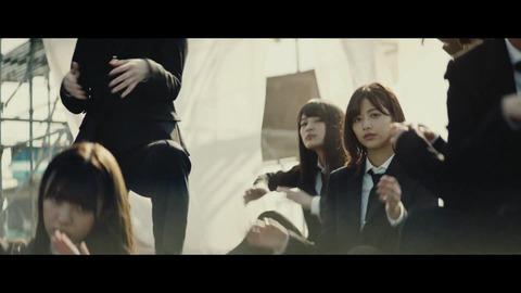 欅坂46 『風に吹かれても』 060