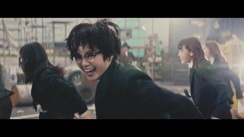 欅坂46 『風に吹かれても』 455