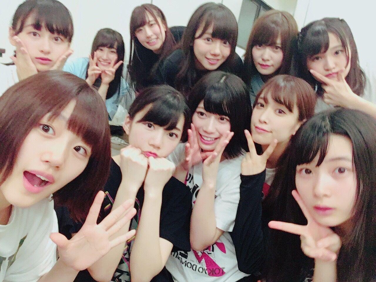 ひらがなけやき: 【欅坂46】ひらがなけやきも21人になったわけだが、キャプテン