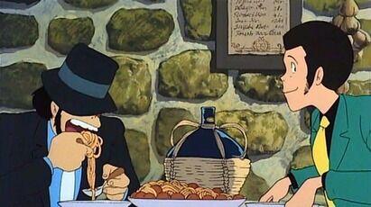 【アニメ】カリオストロの城のパスタの旨そう感は異常、これ超えるアニメ飯は無い説。