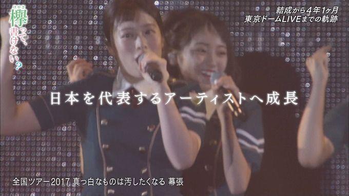 【欅坂46】欅のメンバーがアーティストと自称したことは一度もないよ ←コレ!!!!!!