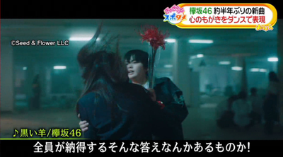 平手友梨奈が「黒い羊」MVで持つ「彼岸花」の花言葉がこちら