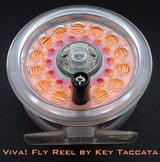 Caps Skeleton Fly Reel ~1