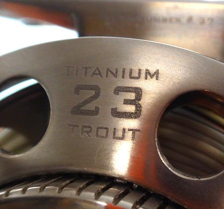 MegoffTR23 Titanium ~0