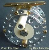 Namiki Reel IvoryPlate Silver 65mm ~G