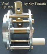 Namiki Reel IvoryPlate Silver 65mm ~F