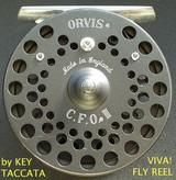 Orvis CFOII CastNonminus SLP 2HoleFoot ~06