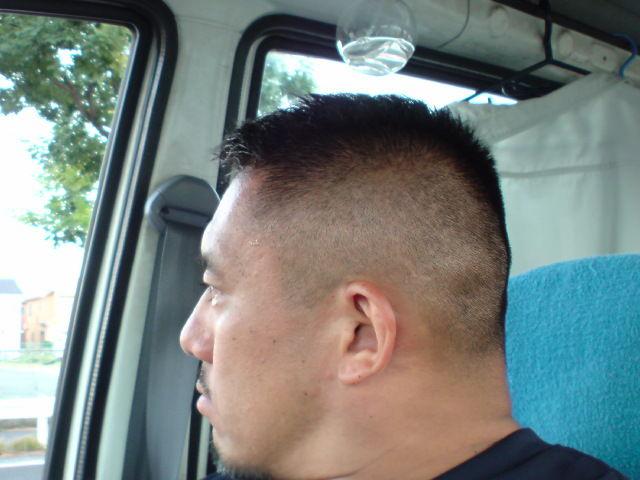 髪切った?