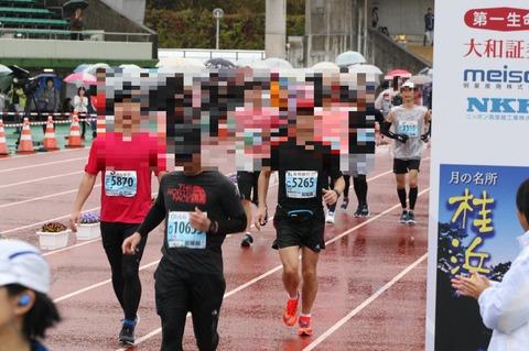 マラソン写真2