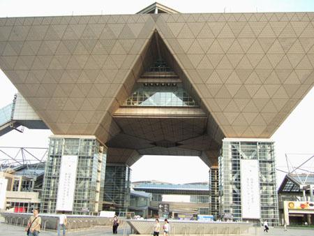 ひさしぶりに東京ビックサイト2