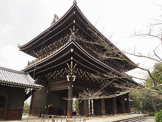 知恩院の女坂(NO.279)2
