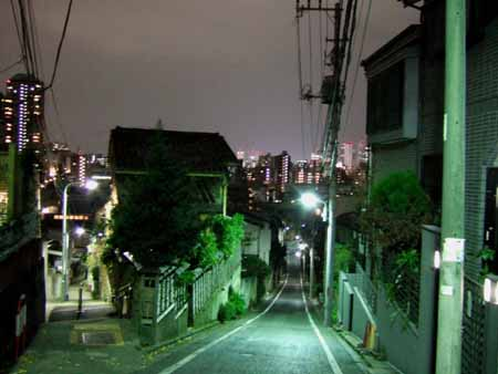 夜の富士見坂01