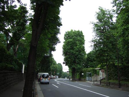 鮫河橋坂(NO.143)2