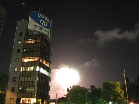 神宮外苑花火大会06