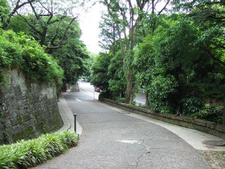 上野東照宮の女坂?2