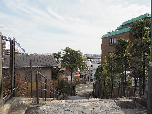 上甲東園石畳階段(NO.305) 4