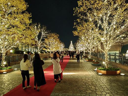 恵比寿ガーデンプレイスそばの坂道たち1