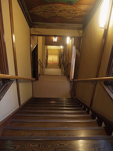 目黒雅叙園の百段階段をぶらり3