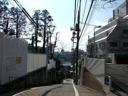 (目黒・富士見坂)4