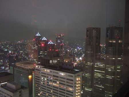 新宿夜景2