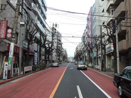 とある街の風景(八幡坂)3
