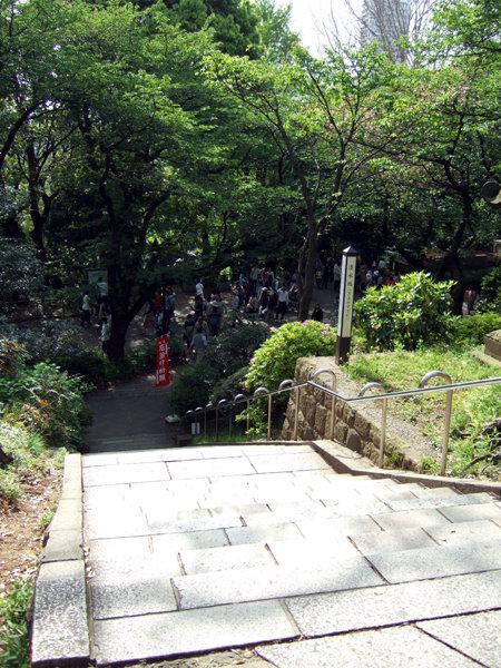 清水坂と清水堂1