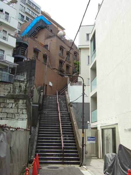 明神女坂(NO.165)1