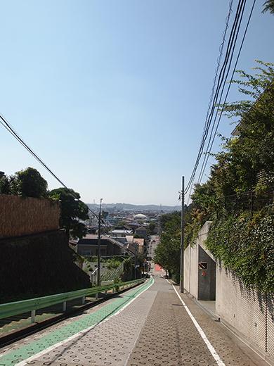 岡本三丁目の坂 [東京富士見坂](NO.257)8
