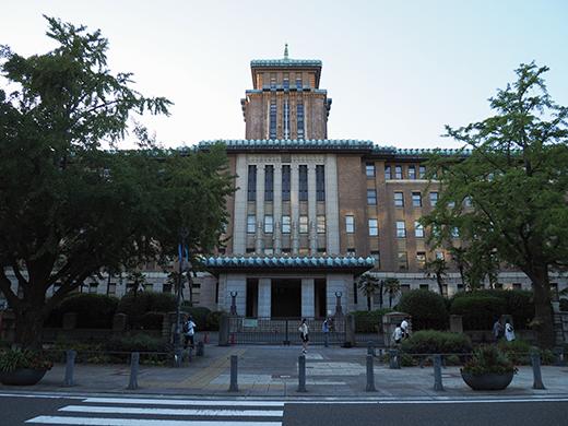 横浜・関内の「日本大通り」をぶらぶら7