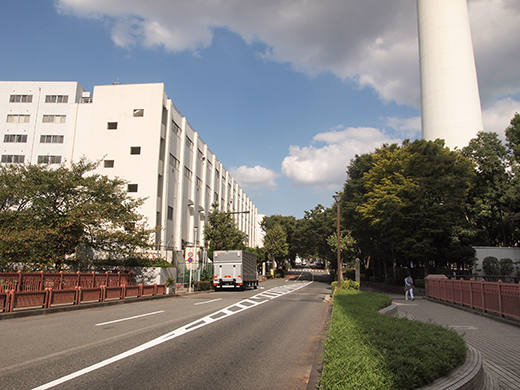 新茶屋坂(NO.264)1