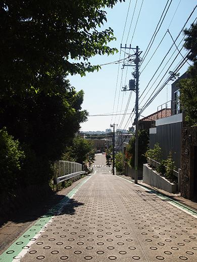 堂ヶ谷戸坂(NO.256)3