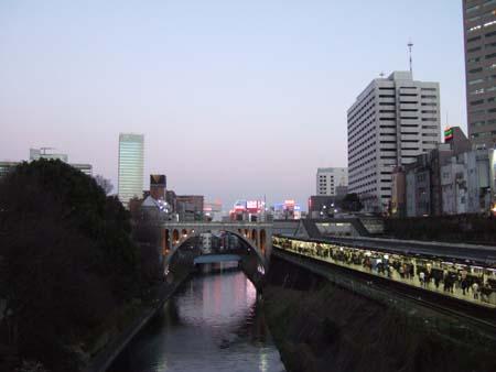 駿河台渓谷2007