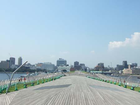 横浜港大さん橋1