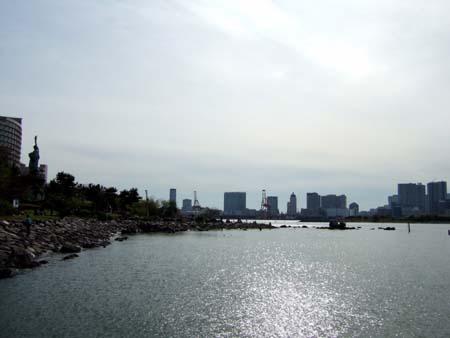 お台場海浜公園4