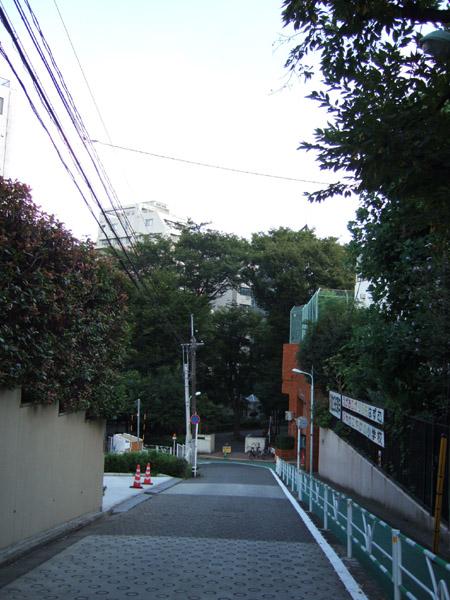 とある街の風景(夕やけこやけ)2